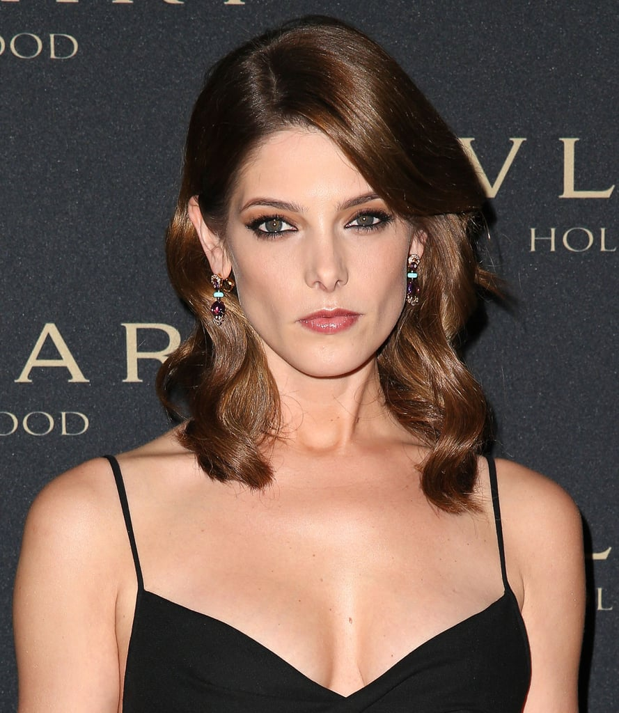 Ashley Greene at the Bulgari Decades of Glamour Oscar Party
