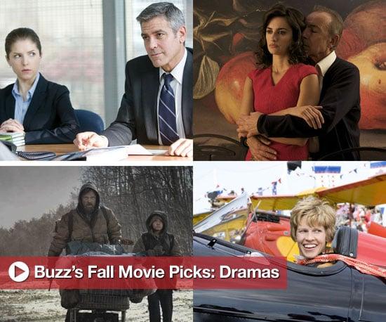 Buzz's Picks For Fall Movies: Dramas