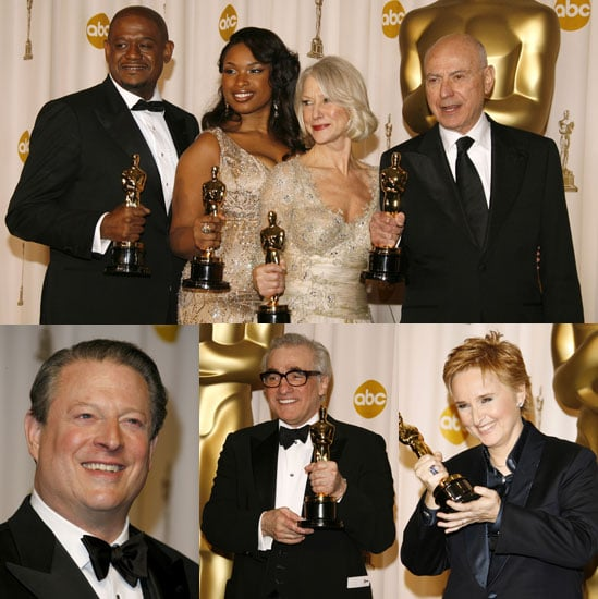 Recapping the 2007 Oscars in One Handy Post