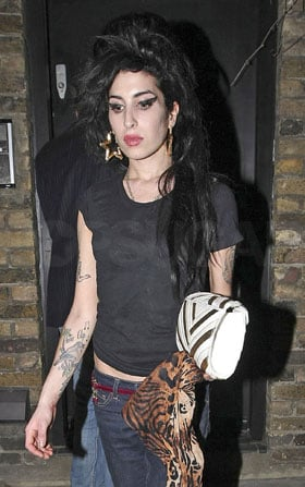 Amy Winehouse's Rep Says She's Not Going to Rehab