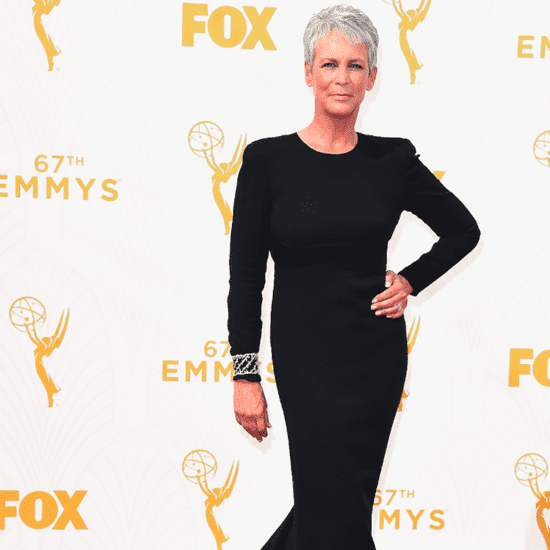 Jamie Lee Curtis Emmys Red Carpet Pictures 2015