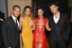 John Legend, Chrissy Teigen, Paula Patton, and Robin Thicke posed for a couples-only photo.