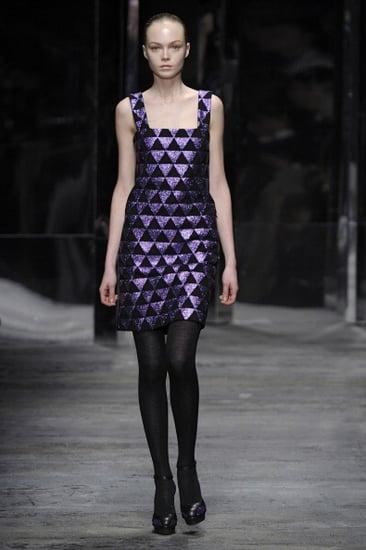 Fall 2011 Milan Fashion Week: Versus
