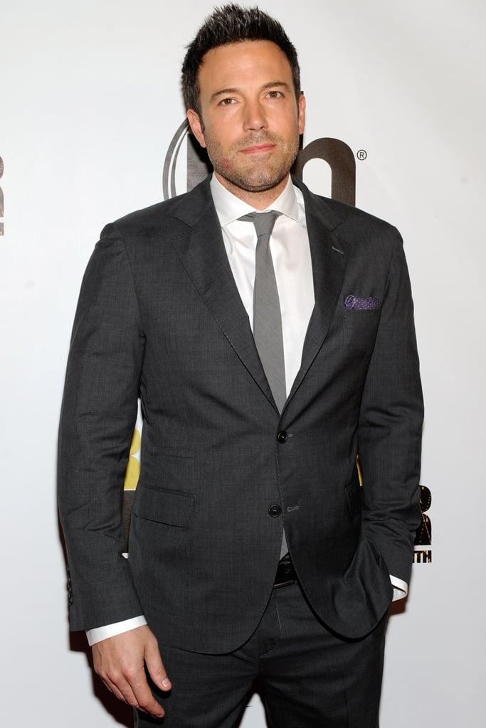 Ben Affleck as Bruce Wayne/Batman