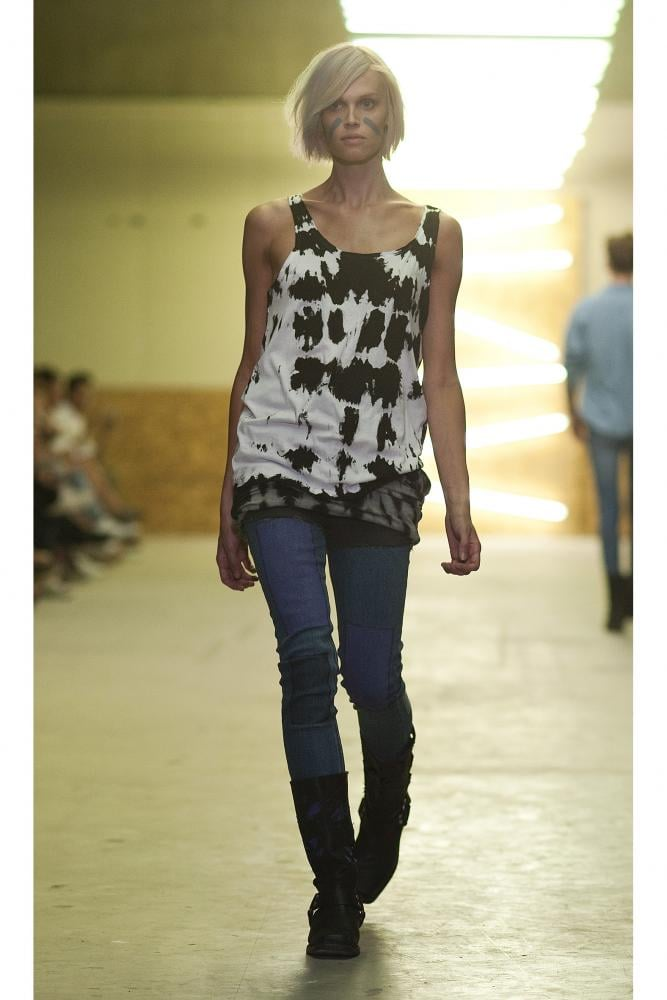 First Look: Ann-Sofie Back at Cheap Monday for Spring 2010