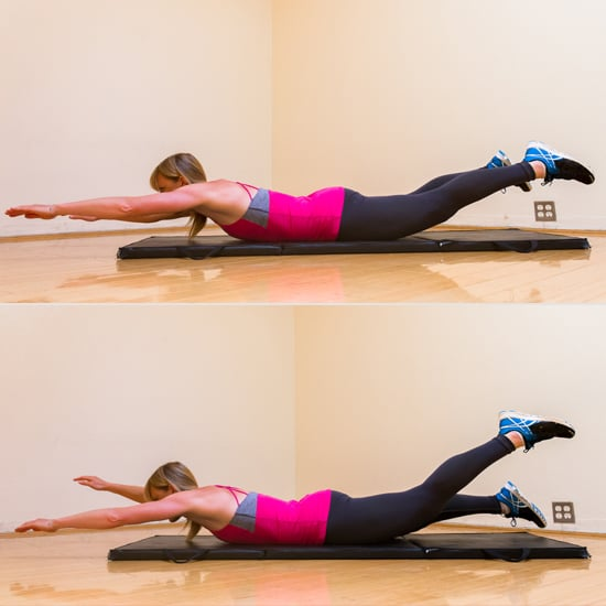 Toning Exercises For Lazy People