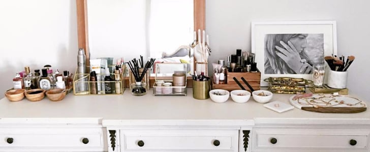 7 Beauty Bloggers Reveal the Genius Ways They Organize Their Makeup