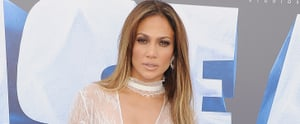 Jennifer Lopez Just Wore the Only Sexy Little White Dress Your Summer Wardrobe Needs