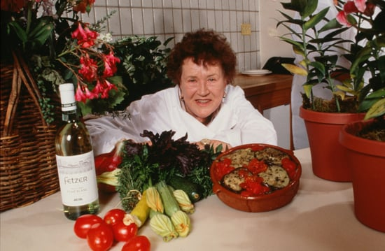 Yummy Links: From Julia Child to Grilled Cheese