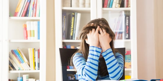 How To Beat The Stress of Grade School Homework