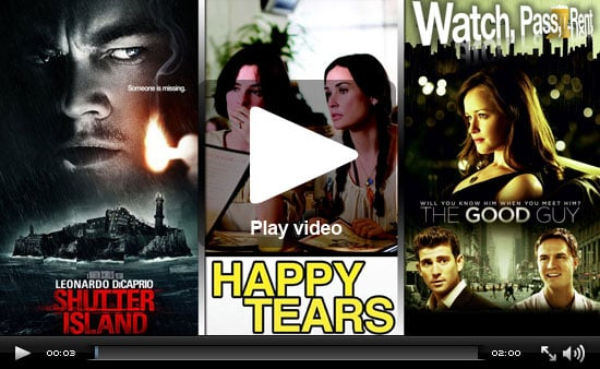 Watch, Pass, or Rent Movie Reviews: Shutter Island, Happy Tears, and The Good Guy