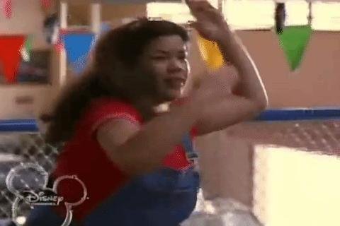America Ferrera in Gotta Kick It Up!