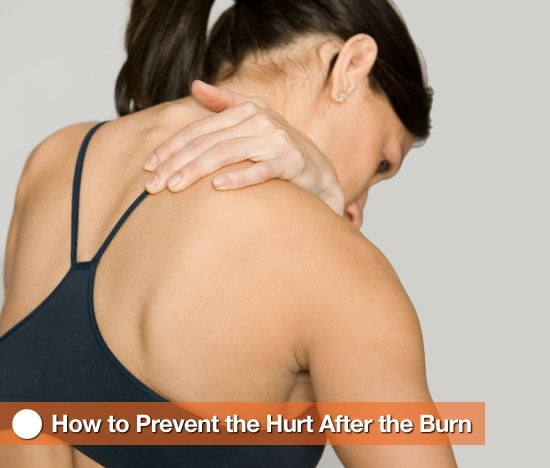 How to Prevent Post-Workout Pain 2009-10-14 08:00:50
