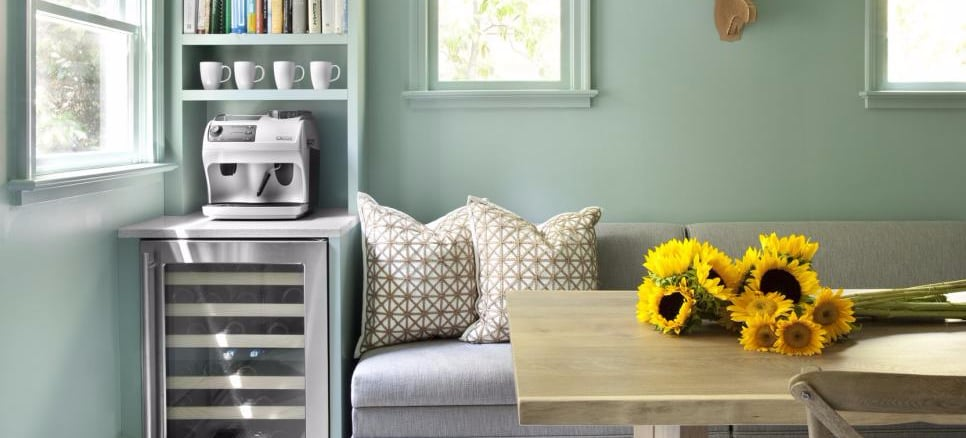 These Rooms Boldly Use Color and Look Fab