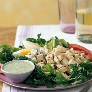 Sugar Shout Out: Make a Cobb Salad with Green Goddess Dressing!