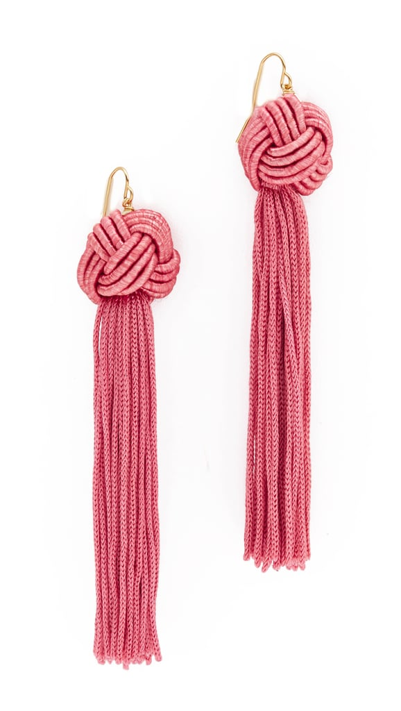 This eclectic pair of earrings would please any mom with an eye for cool accessories. Vanessa Mooney Earrings ($45)