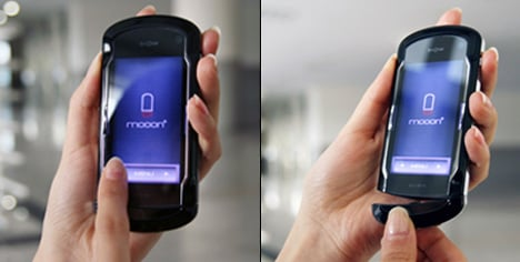 The Mooon Phone