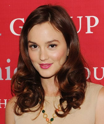 Leighton Meester Named the Face of Vera Wang's Latest Fragrance