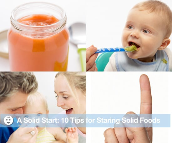 Tips for Starting Solid Food