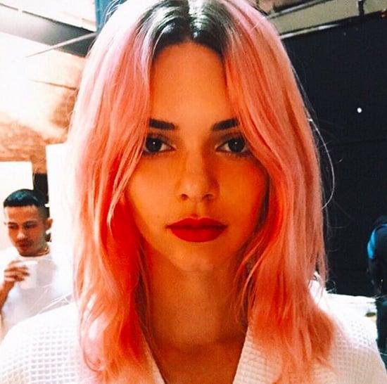 Kendall Jenner's Sexy Karl Lagerfeld Costume Won Halloween (PHOTOS)