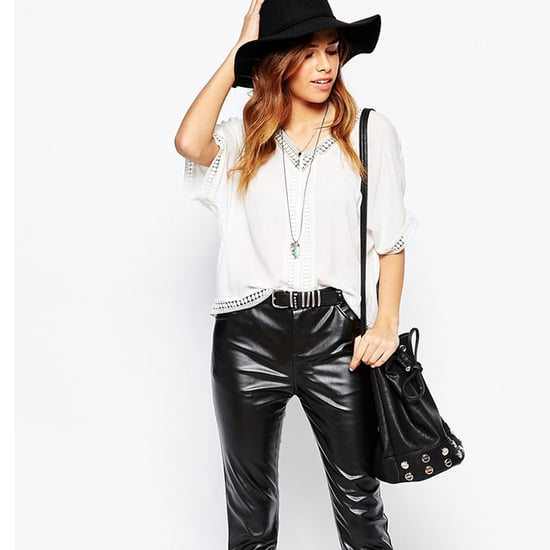 Where to Buy the Best Leather Leggings For Winter 2015