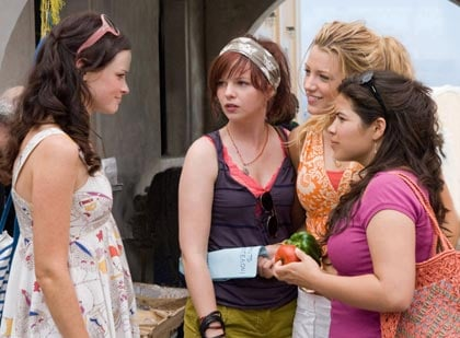 Sisterhood Style: Lena, Tibby, Bridget, Carmen
