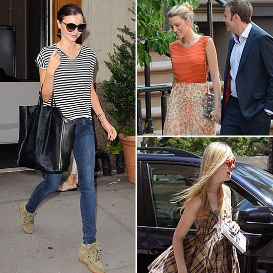 Celebrity Style Recap For Week of July 16, 2012