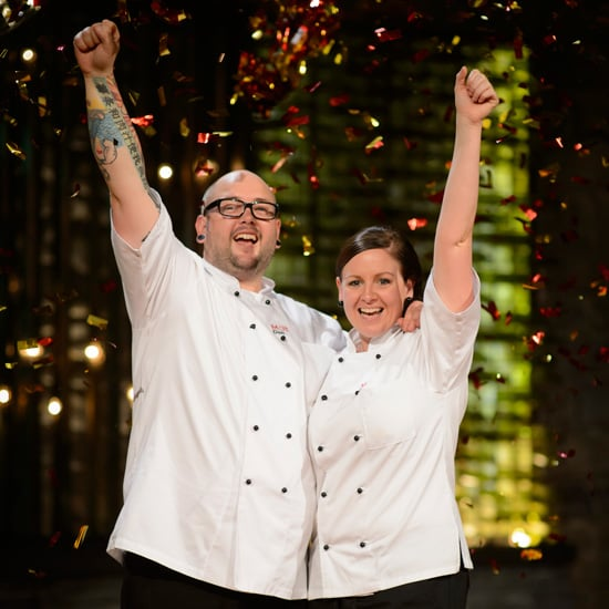 Dan and Steph Are the Winners of My Kitchen Rules 2013!