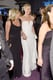 Charlize Theron attended the Governors Ball after the Oscars.