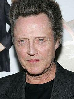 Would You Watch Christopher Walken's Cooking Show?
