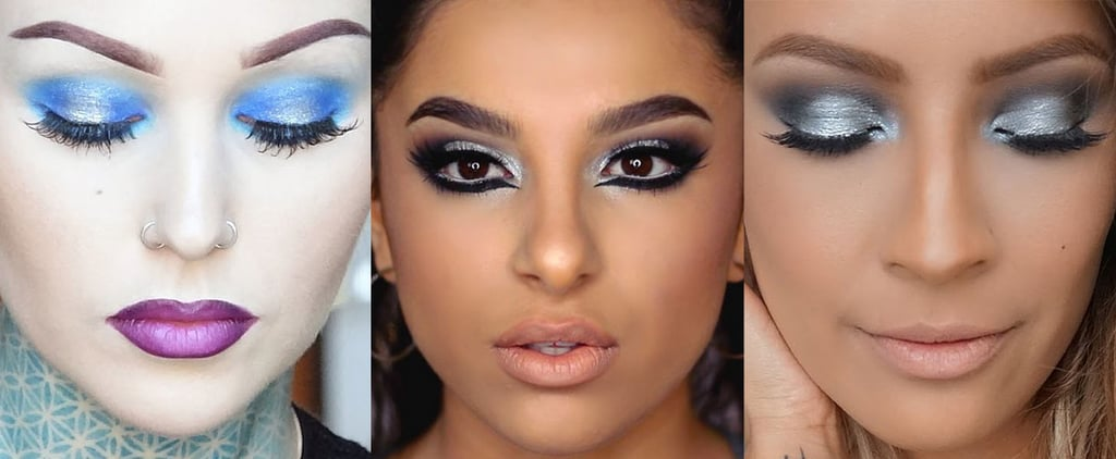 9 Wintry Eye Makeup Looks That Are Fabulous, Not Frosty