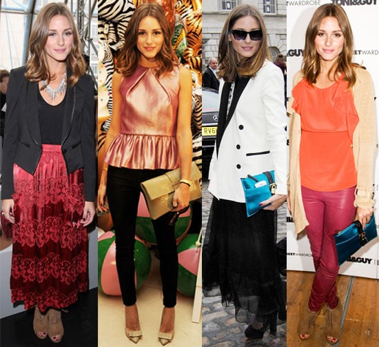 Olivia Palermo Pictures at London Fashion Week