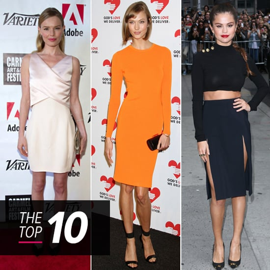 Best Dressed of The Week: Kate Bosworth, Karlie Kloss, Jessica Alba And More!