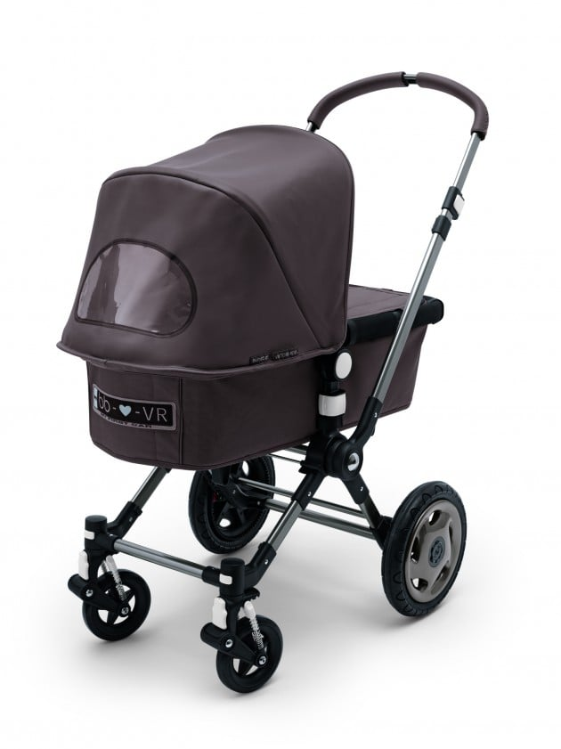 Bugaboo Collaborates With Viktor & Rolf on Couture Stroller For Baby's First Ride