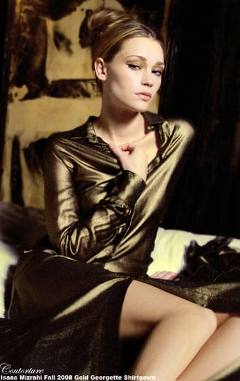 An Original Photo Editorial for Coutorture With Isaac Mizrahi's Fall 2008 Collection.