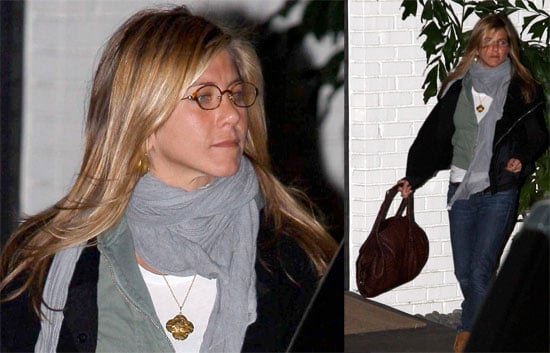 Jennifer Aniston Keeps Our Eyes on Her Accessories