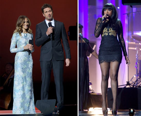 Jennifer Hudson Joins SJP and More For a Peaceful Night in Oslo