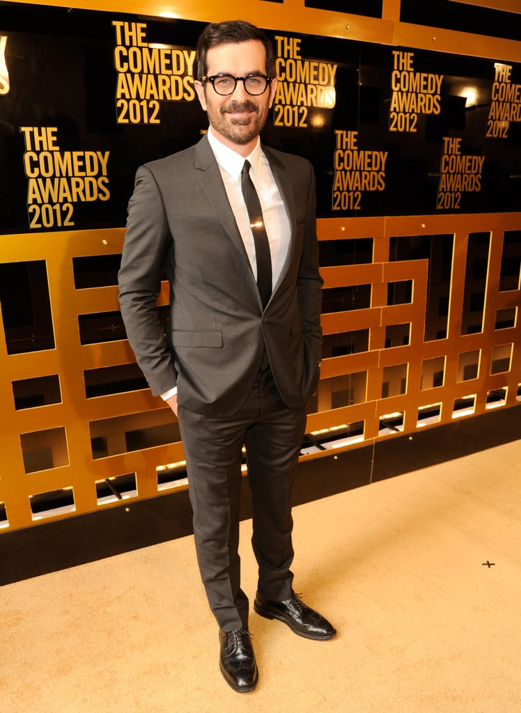 Ty Burrell arrived at the Comedy Awards in NYC.