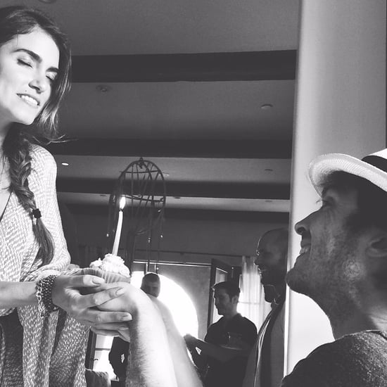 Ian Somerhalder Sweet Birthday Message For Nikki Reed