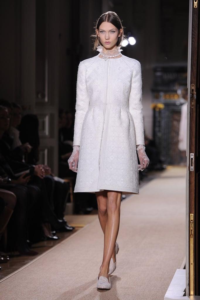 2012 Paris Couture Fashion Week: Valentino