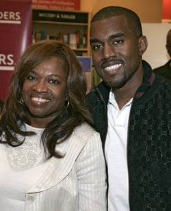 Sugar Bits — Kanye West's Mother Passes Away