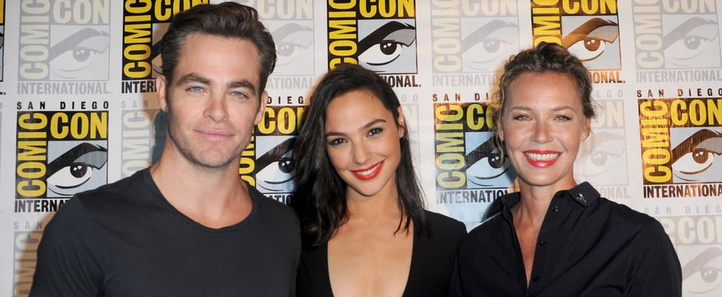 Wonder Woman: Meet the Cast of the Upcoming Superhero Movie