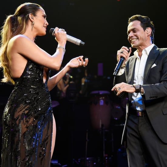 Jennifer Lopez's Surprise Duet at Marc Anthony's NYC Concert
