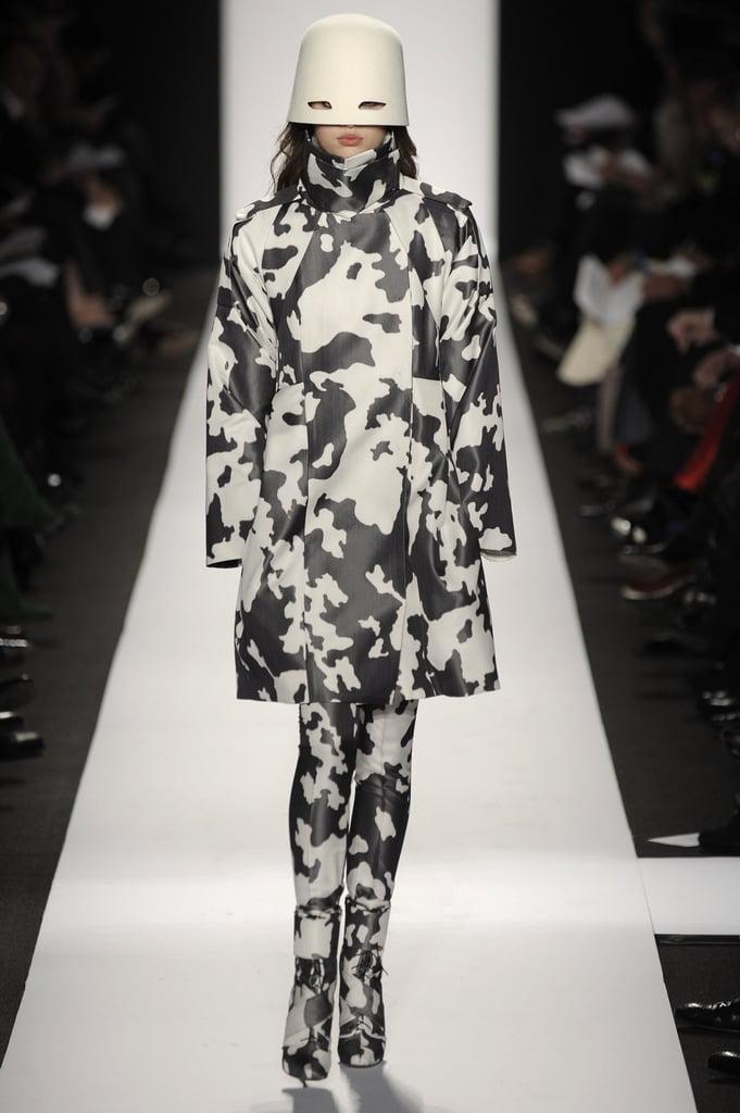 New York Fashion Week: Narciso Rodriguez Fall 2009 Video