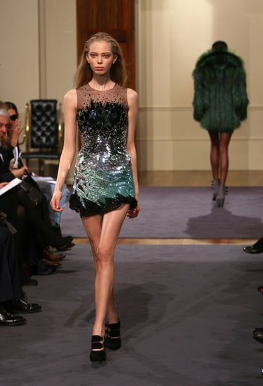 London Fashion Week: Julien MacDonald Fall 2009