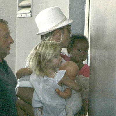 Condensed Sugar: The Jolie-Pitts Await Their Special Deliveries