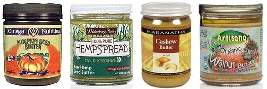 Nutritional Breakdown of Peanut-Free Nut Butters