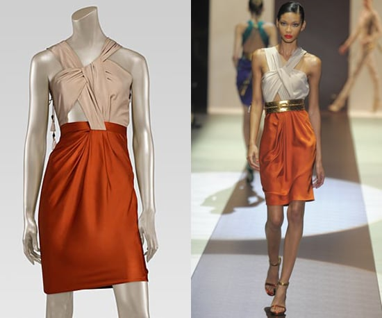 Buy Now: Gucci Double-Knot Dress Worn by Chanel Iman