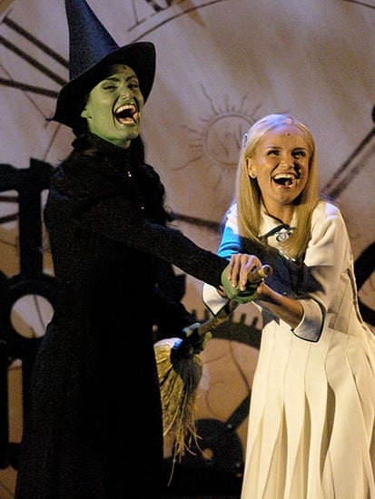 A Wicked-ly Awesome Reunion: Watch Idina Menzel and Kristin Chenoweth Sing a New Version of 'For Good'