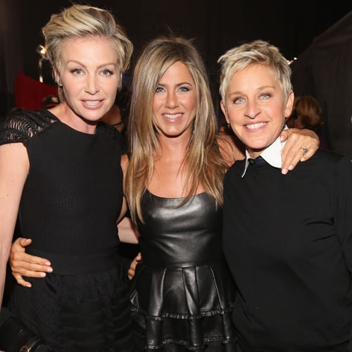 Jennifer Aniston at the People's Choice Awards 2013 Pictures
